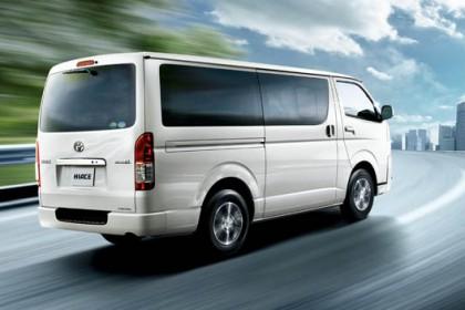 Van Toyota 2015